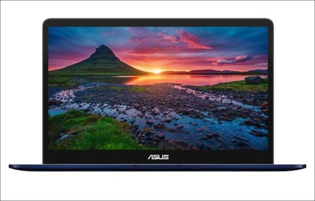 ASUS ZenBook Pro UX550VD/VE ベゼル幅
