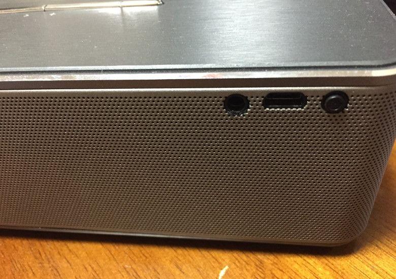 AUKEY Bluetooth スピーカー SK-S1 ポート
