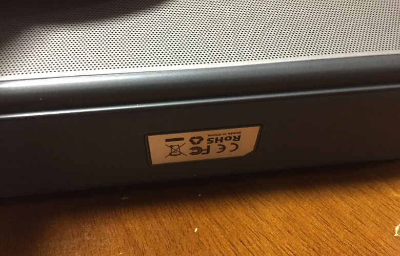AUKEY Bluetooth スピーカー SK-S1 底面