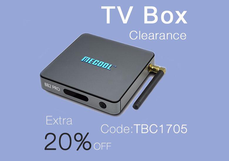 Banggood TV Box クリアランス