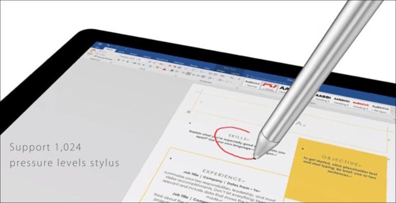 Chuwi SurBook デジタイザーペン
