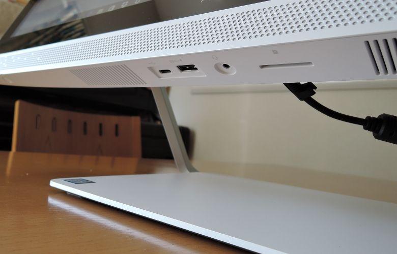 HP Pavilion 27-a200jp 底面2