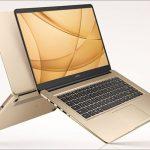 HUAWEI MateBook D ー 15.6インチ、狭ベゼルでスタイル抜群!のノートPCがデビュー