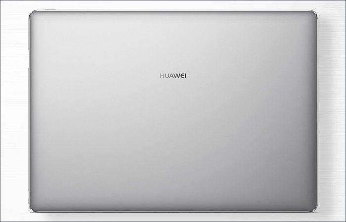 HUAWEI MateBook E 背面