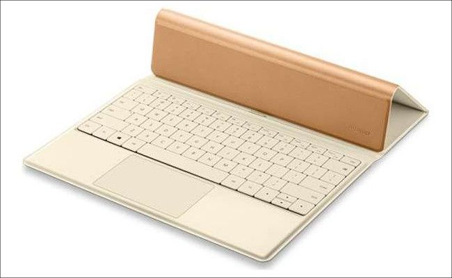 HUAWEI MateBook 従来型のキーボード