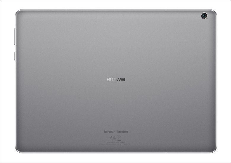 HUAWEI MediaPad M3 Lite 10 背面