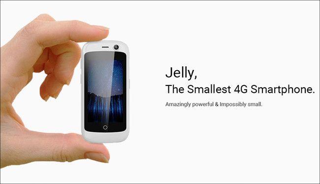 Jelly サイズ感