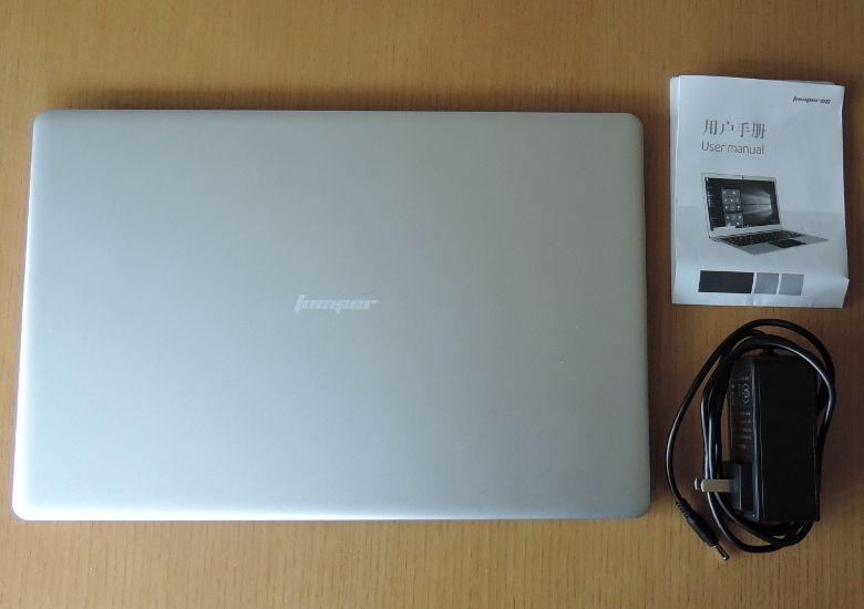 Jumper EZbook 3 Pro 同梱物