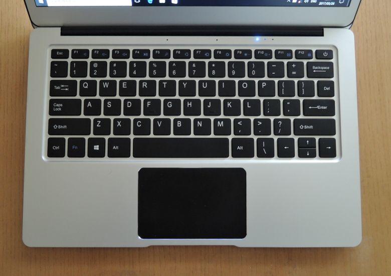 Jumper EZbook 3 Pro キーボード