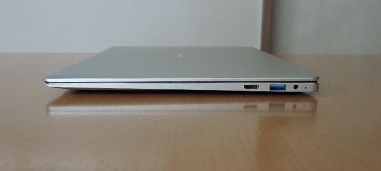 Jumper EZbook 3 Pro 右側面