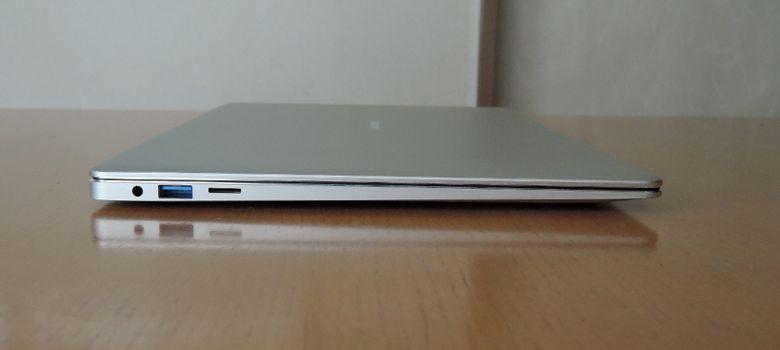 Jumper EZbook 3 Pro 左側面