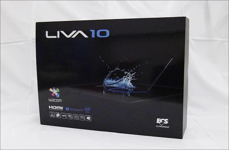 LIVA TE10EA3 外箱