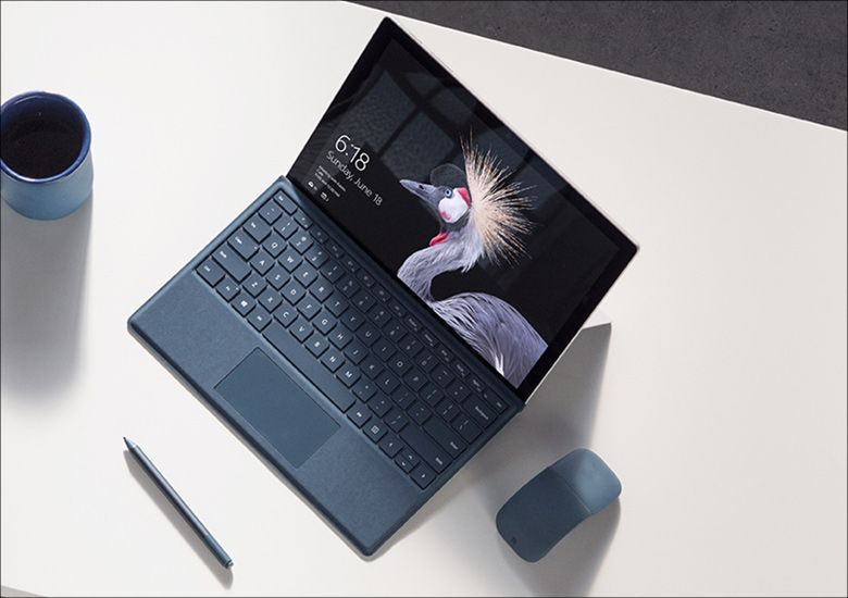 Microsoft New Surface Pro
