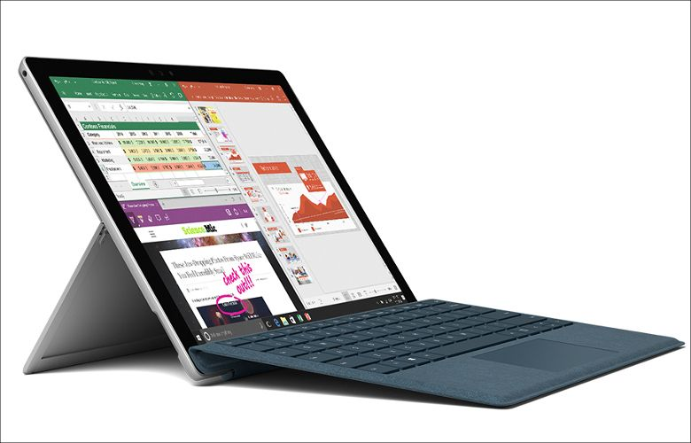 Microsoft New Surface Pro 筺体