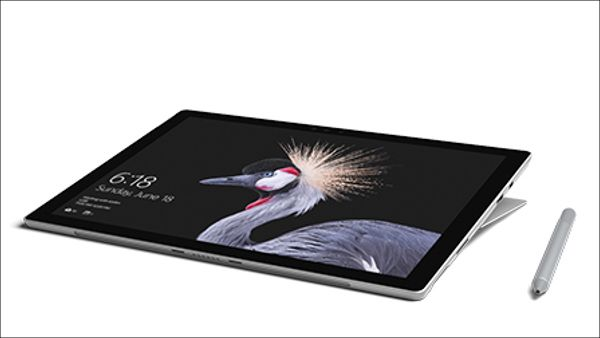 Microsoft New Surface Pro Studioモード