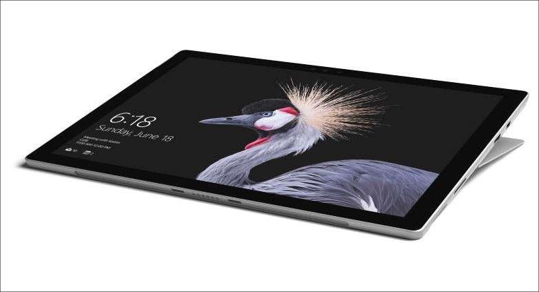 Microsoft Surface Pro(2017)スタジオモード