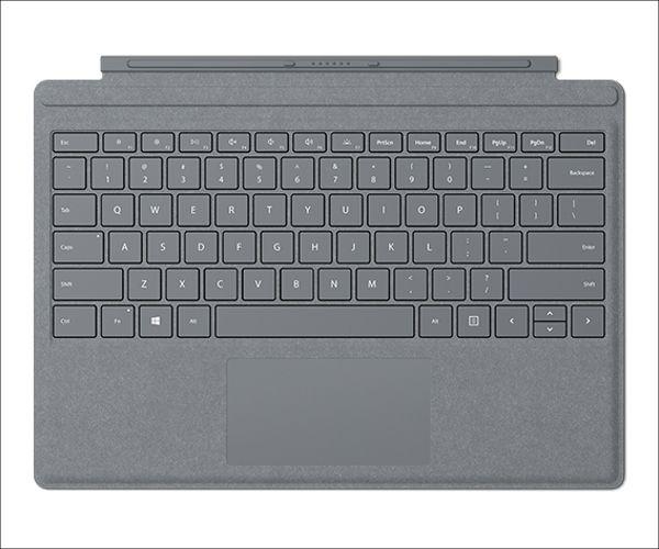 Microsoft Surface Pro(2017)キーボード