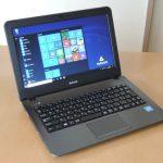 11.6インチのノートパソコンを「Apollo Lake、RAM4GB、4万円以下」縛りで選ぶ!