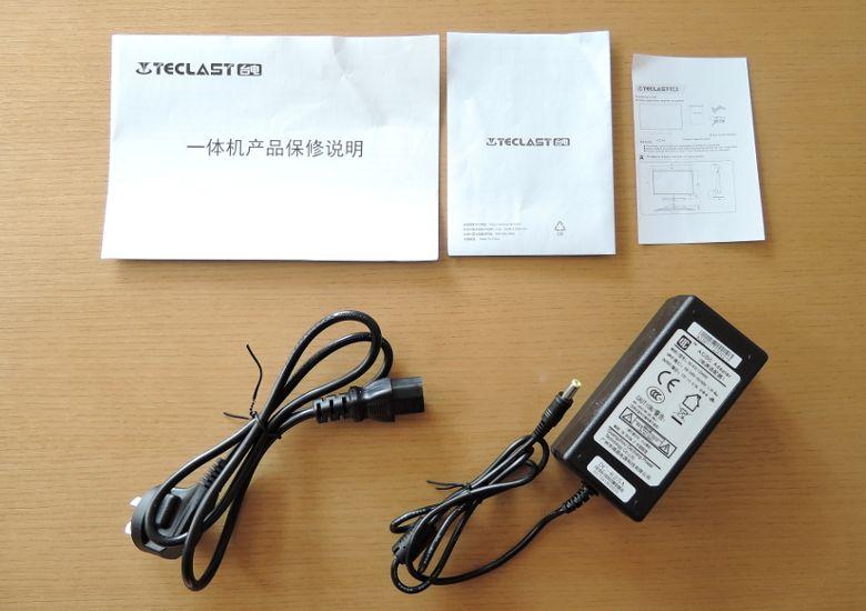 Teclast X22 Air 同梱物
