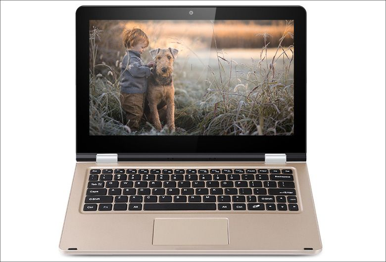 VOYO VBook V2 正面