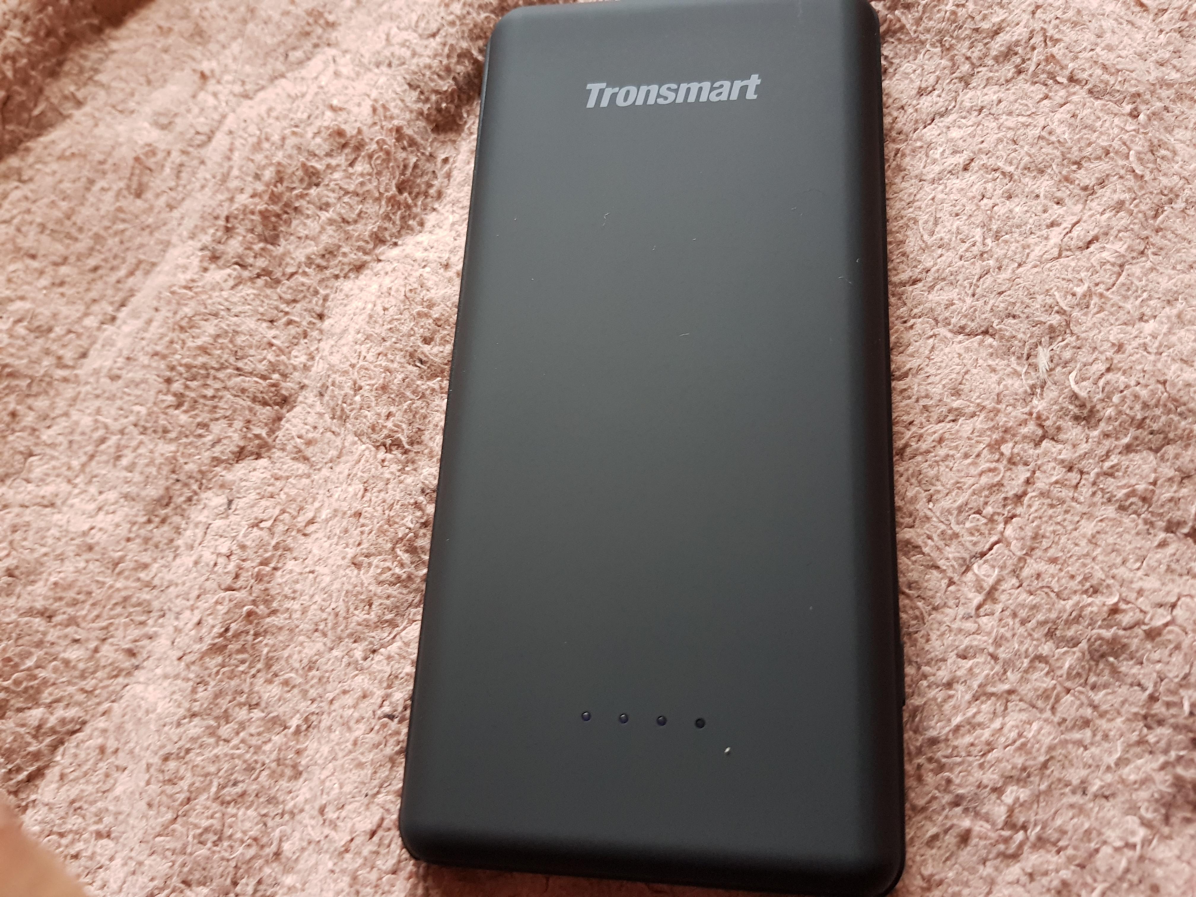 Tronsmart Presto PBT10 筐体