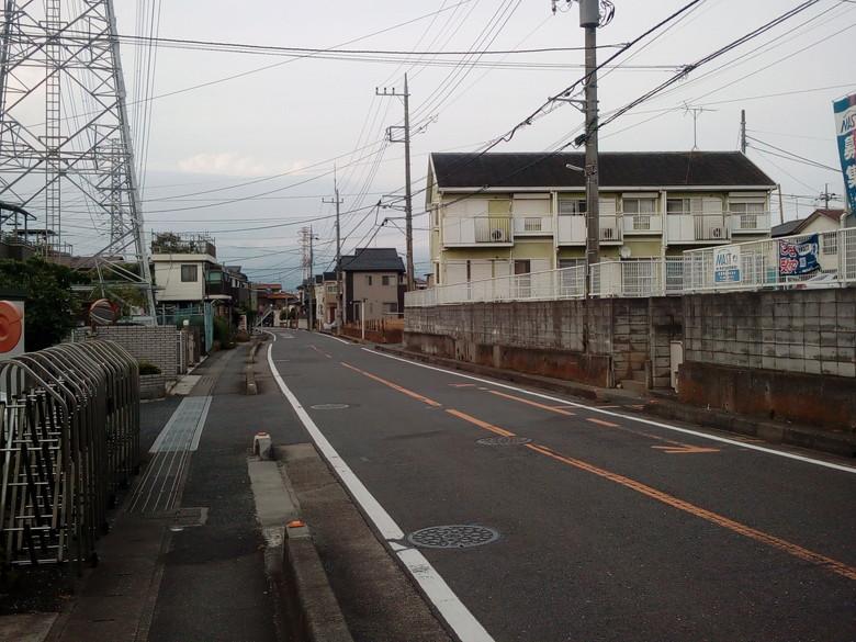 VOYO Q101 カメラサンプル(昼間)