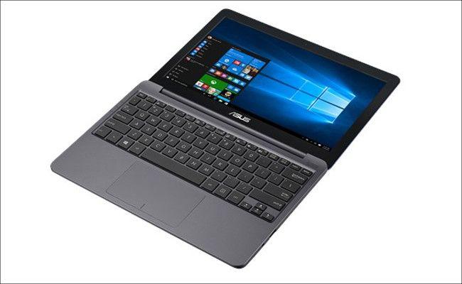 ASUS VivoBook E203NA 180度開口