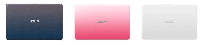 ASUS VivoBook E203NA カラバリ