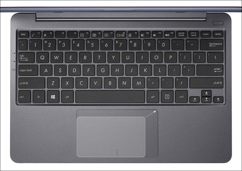 ASUS VivoBook E203NA キーボード