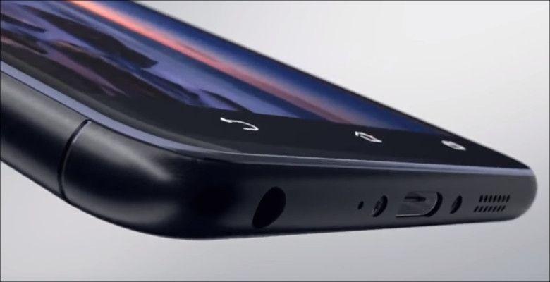 ASUS ZenFone Zoom S 筺体アップ