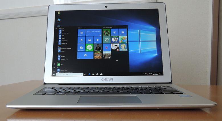 Chuwi LapBook 12.3 正面