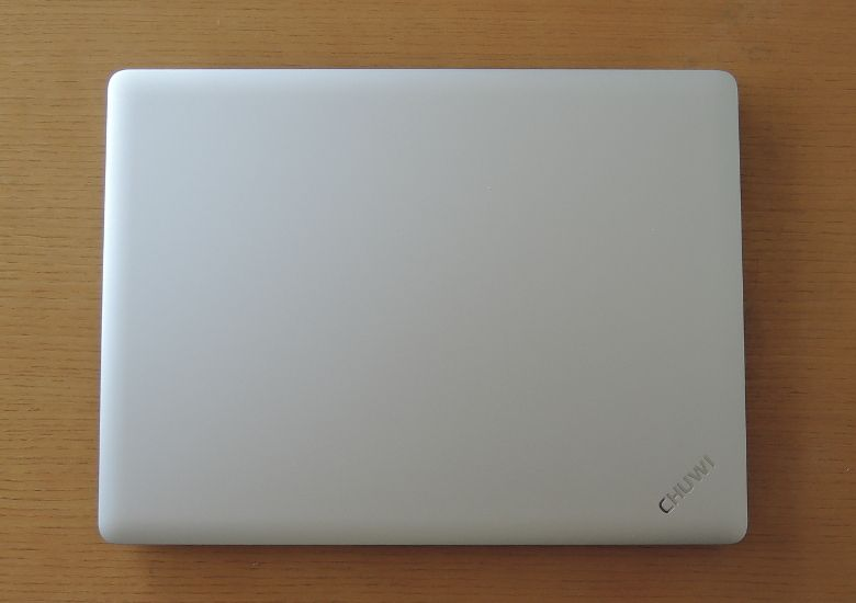 Chuwi LapBook 12.3 天板
