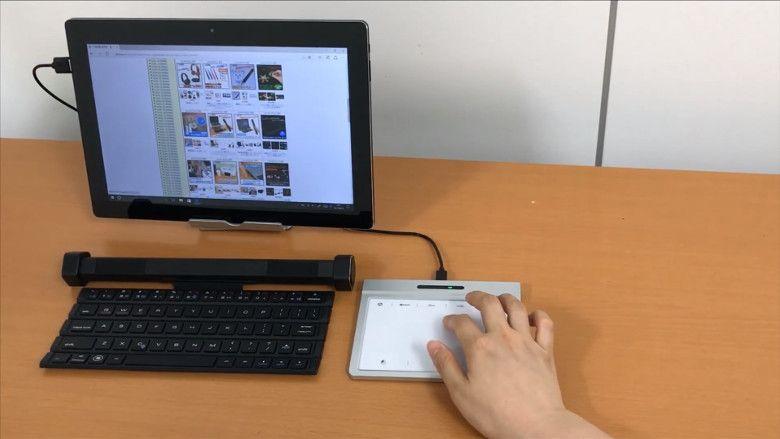 上海問屋 USB高精度ジェスチャータッチパッド