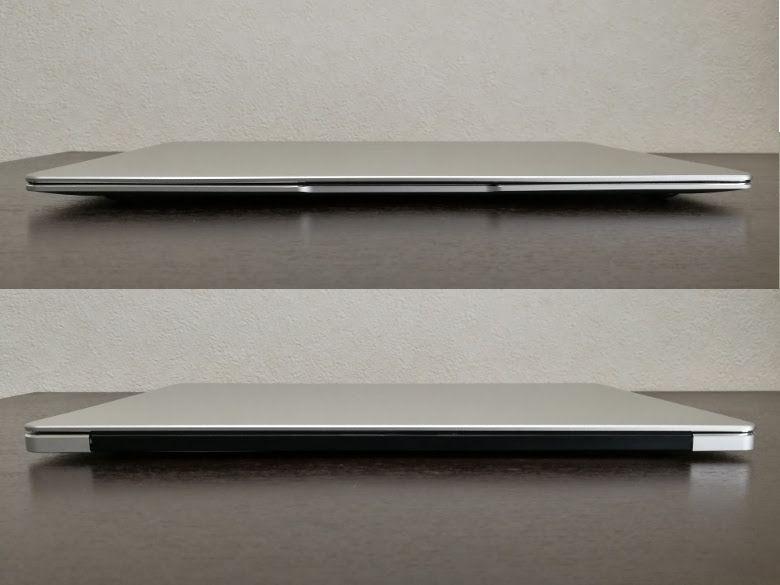 Jumper EZBook 3 Pro Rydeen 前後面