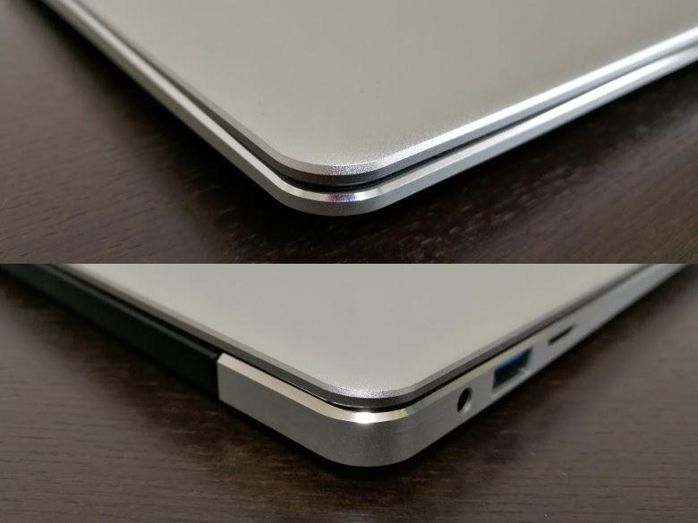 Jumper EZBook 3 Pro Rydeen 金属筺体