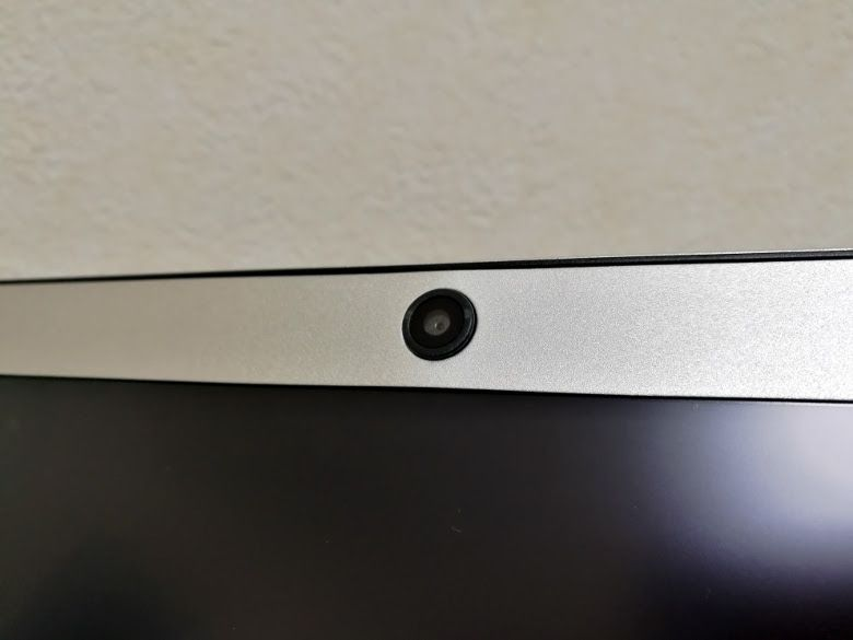 Jumper EZBook 3 Pro Rydeen インカメラ