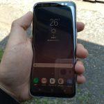 Galaxy S8 Duos SM-G950FD ー 2017年のフラッグシップにふさわしい、意欲的な一台(実機レビュー:かのあゆ)