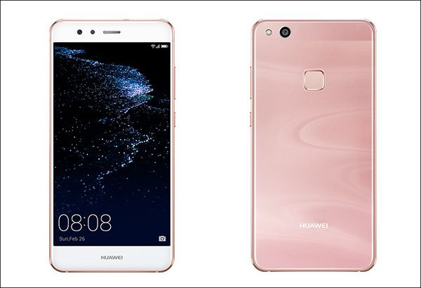 HUAWEI P10 Lite サクラピンク
