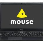 マウス m-Book B503E - 恒例の15.6インチ、数量限定ノートPCが発売されたでチュウ