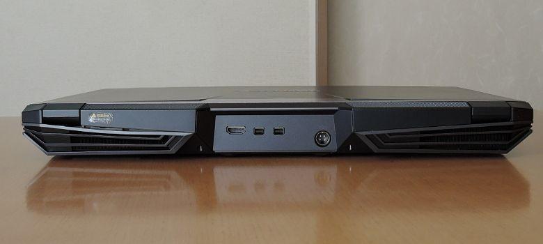 マウス NEXTGEAR-NOTE i7901 背面