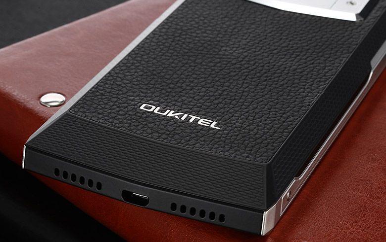 OUKITEL K10000 Pro 背面アップ