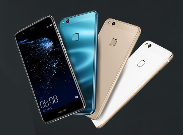 Huawei P10 Lite デザイン
