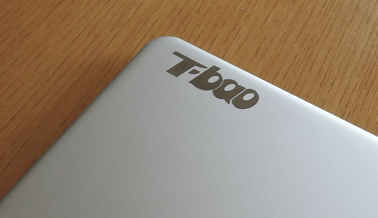 T-bao Tbook Air ロゴ