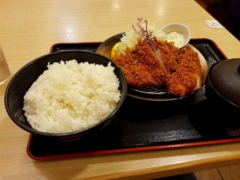 Galaxy S8 カメラサンプル2(食事モード)