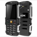 AGM M1 - IP68対応のタフなフィーチャーフォン(ガラケー)、ハードル高いが欲しい!