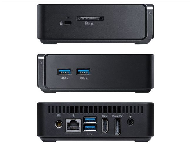 ASUS Chromebox CN62