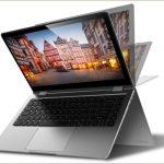Cube iWork 5X - 13.3インチ、Apollo Lake搭載のキーボード非分離型2 in 1がCubeから登場!