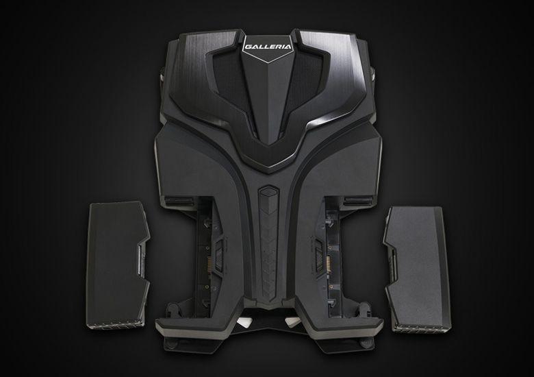 ドスパラ GALLERIA VR WEAR HG バッテリー