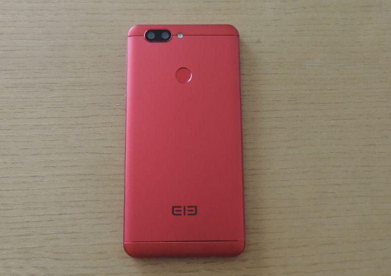 Elephone P8 Mini 背面