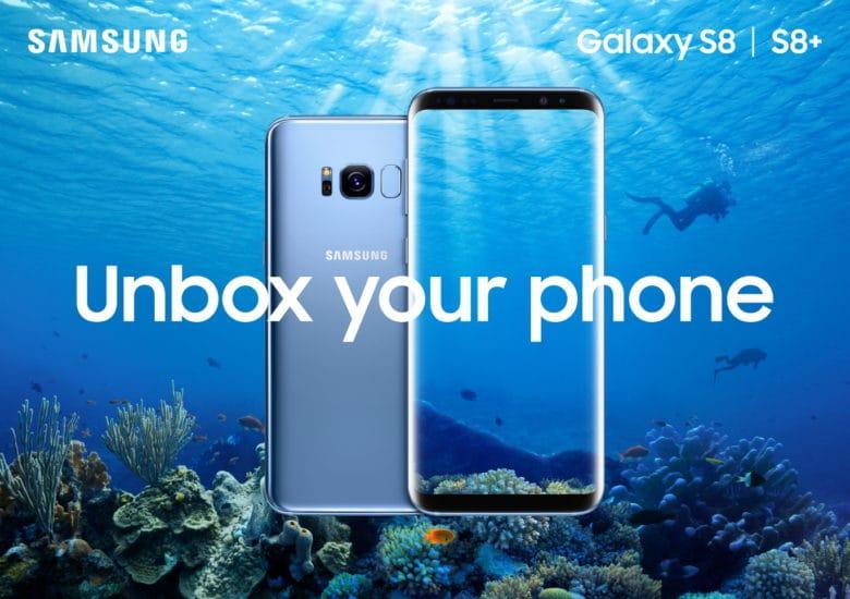 Galaxy S8 Logo